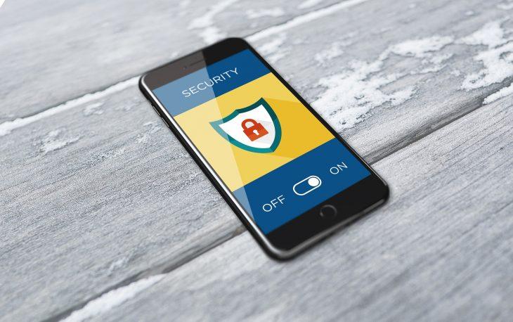 franquia de serviço imagem ilustrativa aplicativo celular segurança