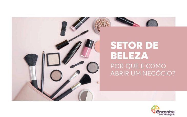ebook setor de beleza imagem de divulgação