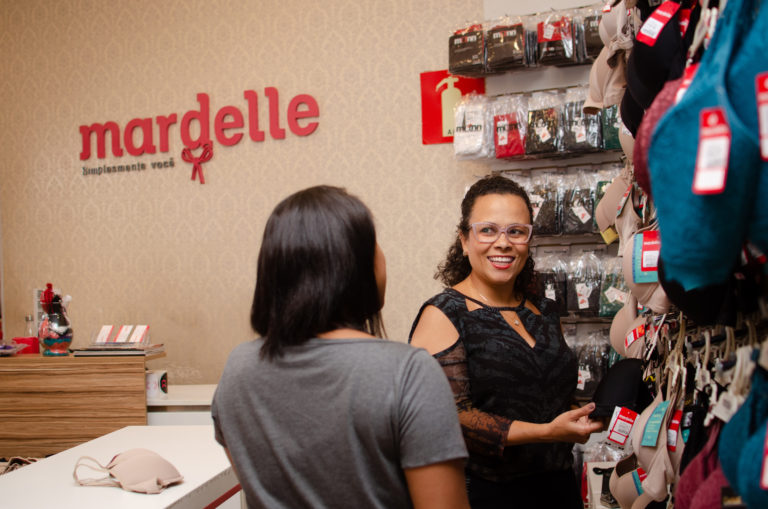 Adele Maria de Britto sócia fundadora da marca