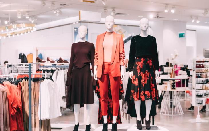 franquia de roupa feminina