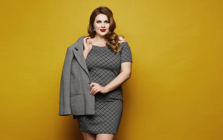 moda plus size imagem ilustrativa texto franquia roupas femininas plus size