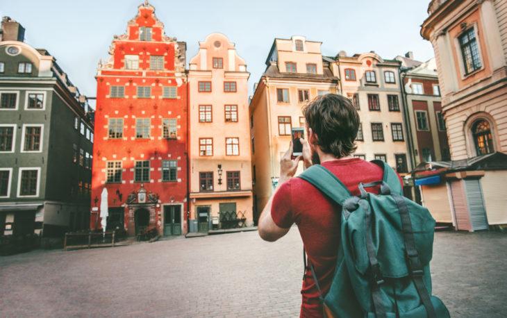 imagem turismo ilustrativa lucro franquia viagens
