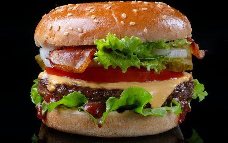 hamburguer franquia Burger King