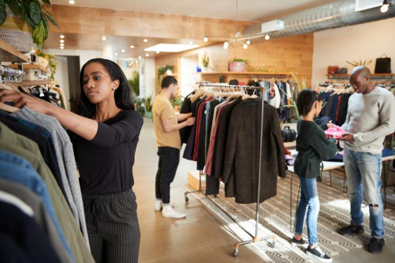 franquias de roupas em Goiânia